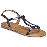 kengät Naiset Sandaalit ja avokkaat Les Tropéziennes par M Belarbi HACROC Laivastonsininen