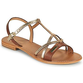 kengät Naiset Sandaalit ja avokkaat Les Tropéziennes par M Belarbi HIRONELA Hopea