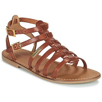kengät Naiset Sandaalit ja avokkaat Les Tropéziennes par M Belarbi HICELOT Ruskea
