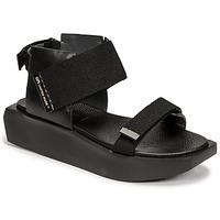 kengät Naiset Sandaalit ja avokkaat United nude WA LO Musta