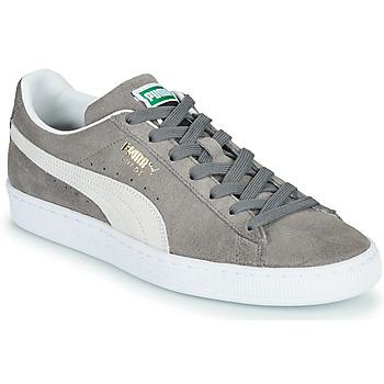kengät Matalavartiset tennarit Puma SUEDE Harmaa