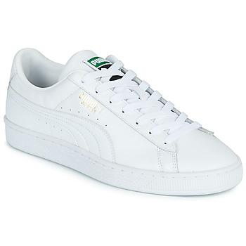kengät Matalavartiset tennarit Puma CLASSIC Valkoinen
