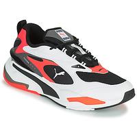 kengät Miehet Matalavartiset tennarit Puma RS FAST Valkoinen / Musta / Punainen