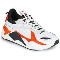 kengät Miehet Matalavartiset tennarit Puma RSX MIX White / Red / Black
