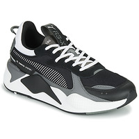 kengät Miehet Matalavartiset tennarit Puma RSX MIX Black / Grey