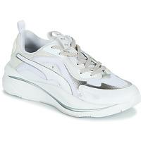 kengät Naiset Matalavartiset tennarit Puma RS CURVE GLOW Valkoinen