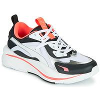 kengät Naiset Matalavartiset tennarit Puma RS CURVE GLOW Valkoinen / Musta
