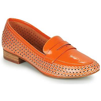 kengät Naiset Mokkasiinit Mam'Zelle ZIP Oranssi