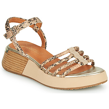 kengät Naiset Sandaalit ja avokkaat Mam'Zelle CALVA Beige