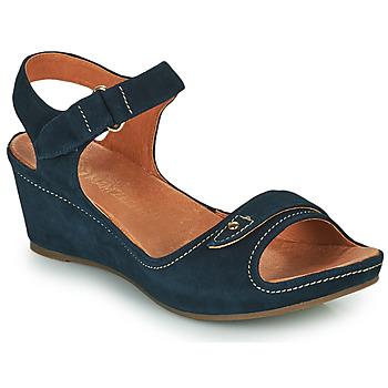 kengät Naiset Sandaalit ja avokkaat Mam'Zelle DARDA Sininen