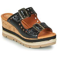 kengät Naiset Sandaalit Mam'Zelle PULSE Musta