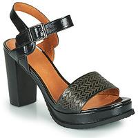 kengät Naiset Sandaalit ja avokkaat Mam'Zelle JOBA Musta