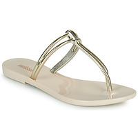 kengät Naiset Sandaalit Melissa ASTRAL CHROME AD Beige
