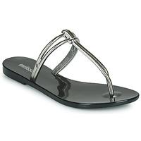 kengät Naiset Sandaalit Melissa ASTRAL CHROME AD Musta