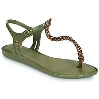 kengät Naiset Sandaalit ja avokkaat Melissa SOLAR - BO.BO AD Vihreä