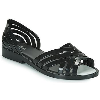 kengät Naiset Sandaalit ja avokkaat Melissa FLORA AD Musta