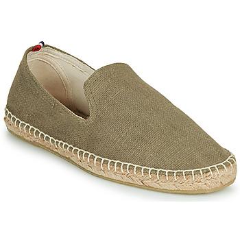 kengät Miehet Espadrillot 1789 Cala SLIPON COTON Vihreä