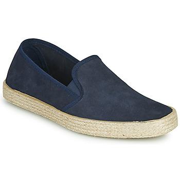 kengät Miehet Mokkasiinit 1789 Cala AZUR ESCALE Sininen