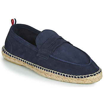 kengät Miehet Espadrillot 1789 Cala MARINA LEATHER Sininen