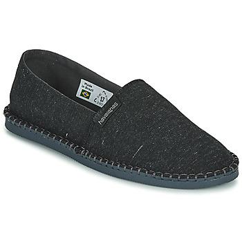 kengät Espadrillot Havaianas ESPADRILLE ECO Musta