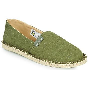 kengät Espadrillot Havaianas ESPADRILLE ECO Vihreä