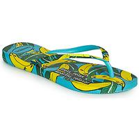 kengät Naiset Varvassandaalit Havaianas SLIM SUMMER Sininen