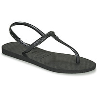 kengät Naiset Sandaalit ja avokkaat Havaianas TWIST Musta