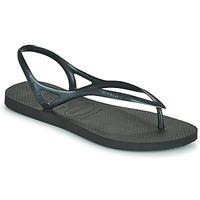 kengät Naiset Sandaalit ja avokkaat Havaianas SUNNY II Musta