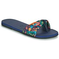 kengät Naiset Varvassandaalit Havaianas YOU SAINT TROPEZ Sininen