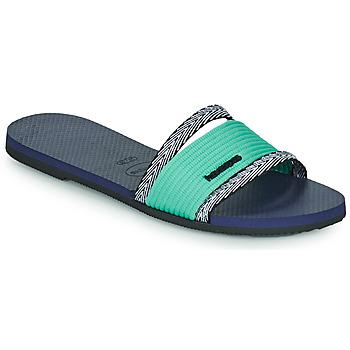 kengät Naiset Sandaalit ja avokkaat Havaianas YOU TRANCOSO Sininen