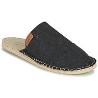 kengät Sandaalit Havaianas ESPADRILLE MULE ECO Musta