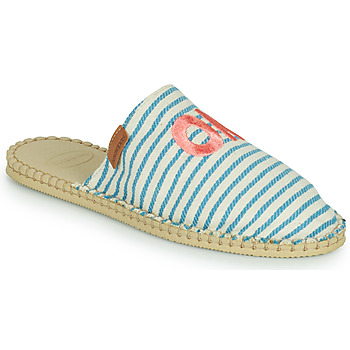 kengät Naiset Espadrillot Havaianas ESPADRILLE MULE FUN ECO Sininen