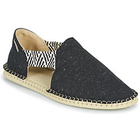 kengät Naiset Espadrillot Havaianas ESPADRILLE FRESH ECO Musta