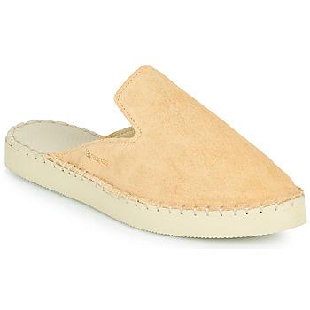 kengät Naiset Sandaalit Havaianas ESPADRILLE MULE LOAFTER FLATFORM Beige