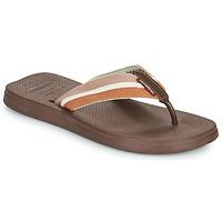 kengät Miehet Varvassandaalit Havaianas NEW URBAN WAY Musta / Ruskea