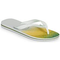 kengät Varvassandaalit Havaianas BRASIL FRESH Valkoinen