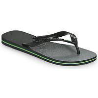 kengät Varvassandaalit Havaianas BRASIL FRESH Musta