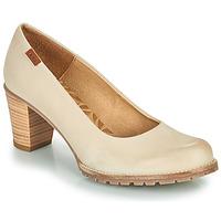 kengät Naiset Korkokengät MTNG 51078 Beige