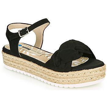 kengät Naiset Sandaalit ja avokkaat MTNG 50687 Musta