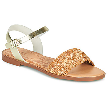 kengät Naiset Sandaalit ja avokkaat MTNG 51010 Ruskea