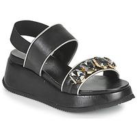 kengät Naiset Sandaalit ja avokkaat Tosca Blu BLENDA Musta