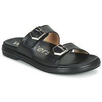 kengät Naiset Sandaalit Wonders PISTOIL Musta