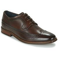 kengät Miehet Derby-kengät Base London HAVISHAM Ruskea