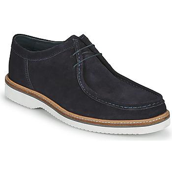 kengät Miehet Derby-kengät Base London BARNUM Sininen