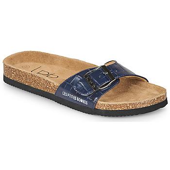 kengät Naiset Sandaalit Les Petites Bombes ROSA Sininen