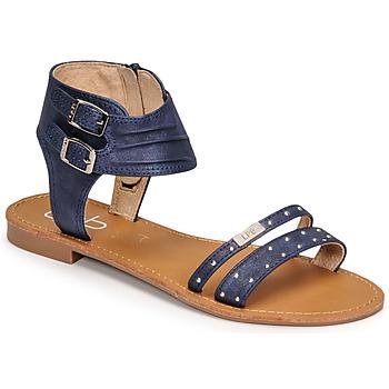 kengät Naiset Sandaalit ja avokkaat Les Petites Bombes BELIZE Sininen