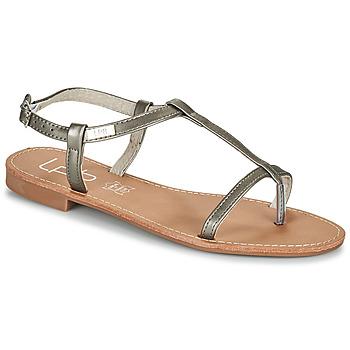 kengät Naiset Sandaalit ja avokkaat Les Petites Bombes BULLE Harmaa