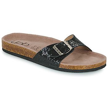 kengät Naiset Sandaalit Les Petites Bombes ROSA Musta
