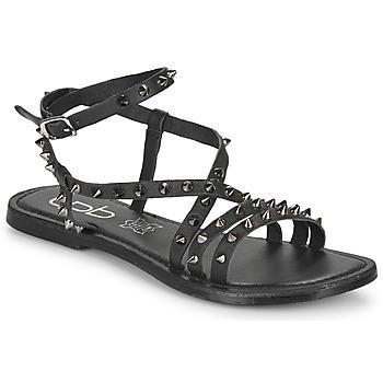 kengät Naiset Sandaalit ja avokkaat Les Petites Bombes BEATA Musta