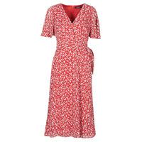 vaatteet Naiset Pitkä mekko Lauren Ralph Lauren ABEL Red